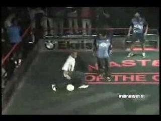 DJURIC ASCENSION AKA DJUDJU - MASTERS OF THE GAME [MOTG, 2003] - SIBERIANSTREETFOOT