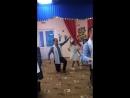 Танец с папой, 8 марта в саду
