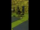 Білич Анастасія . Змагання з гирьового спорту