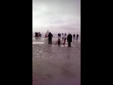 Наше крещение)))Аленка ты супер видео сьемшик)))Я тебя люблю рыба моя))))))