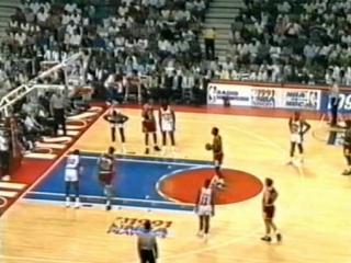 Чемпионат НБА Сезон 1990-1991 Чикаго Буллз - Детроид Пистонс 112-94 (23.05.1991) (финал Восточной конференции, 4-й матч)