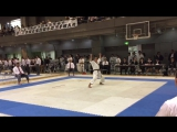 16th JKA All Japan Masters Chamoionship 05.11.2016 Men's Kata 60-year old Final