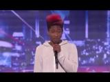 Americas Got Talent - невероятный танец