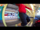 Football Freestyle in the London Underground...
