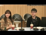 [РУС.САБ] 160218 EXO D.O (Do Kyungsoo) Cultwo Show with Kim Sohyun