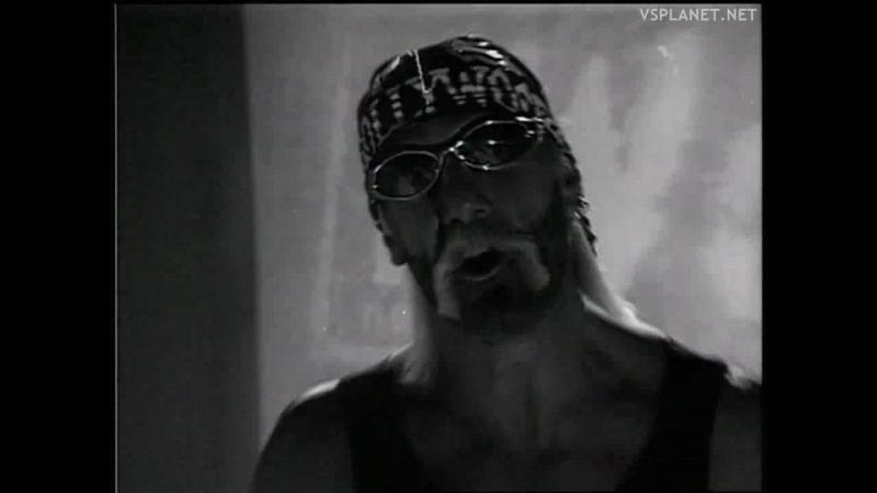 Hollywood Hogan T-Shirt commercial, WCW Monday Nitro 10.02.1997