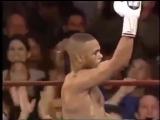 Рой Джонс - Глен Келли нокаут / Roy Jones Jr vs Glen Kelly - KO