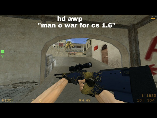 Models for cs 1 6 Android hd awp man o war for cs