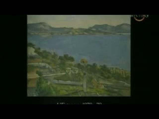 Импрессионисты (6 серия) Поль Сезанн