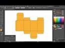 Carton Packaging Design in 5 minutes Adobe Illustrator