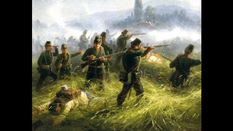 The Austro Prussian War