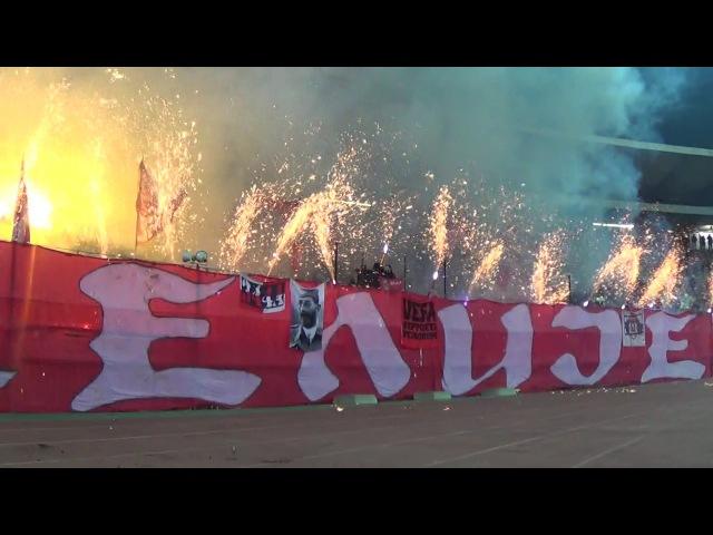Delije - Spektakularna proslava jesenje titule | Crvena zvezda - Radnički Niš 21