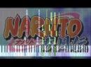Naruto Shippuden - Opening 6 Piano Tutorial Synthesia