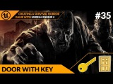 OpeningClose Door With A Key - #35 Creating A Survival Horror (Unreal Engine 4)