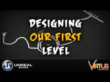 Designing Our First Level - #20 Creating A Survival Horror (Unreal Engine 4)
