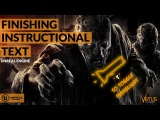 Finishing The Instructional Text - #40 Creating A Survival Horror (Unreal Engine 4)