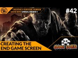 End Game Screen - #42 Creating A Survival Horror (Unreal Engine 4)