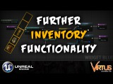 Further Inventory Functionality - #15 Creating A Survival Horror (Unreal Engine 4)