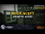 Creating The Door Backend - #36 Creating A Survival Horror (Unreal Engine 4)