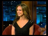 Jennifer Love Hewitt on The Late Late Show with Craig Ferguson, April 3, 2008