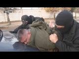 Полное видео спецоперации по задержанию украинских диверсантов в Крыму