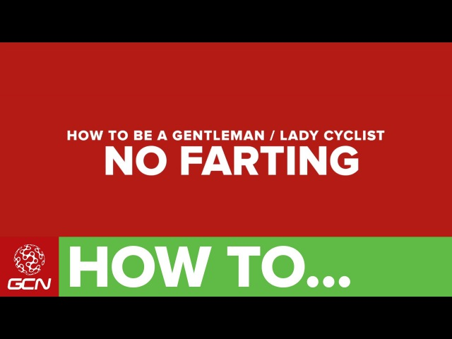 How To Be A Gentleman Cyclist