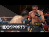 Sergio Martinez vs. Sergiy Dzinziruk: Highlights (HBO Boxing)