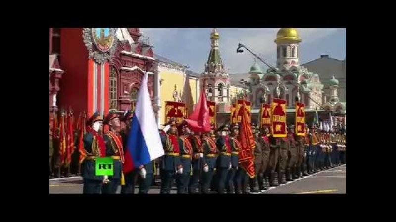 Преображенский полк Вставай страна огромная