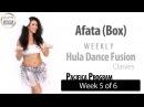 How to Afata Hula Dance Fusion
