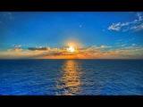 Sun over pacific ocean - Magic Island G.E.N.E. -