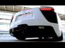 Первый в рунете тест-драйв суперкара LEXUS LFA 560 л.с., спорт седана GS F и купе RC F!