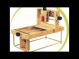 DIY CNC Woodworking Machine-How To Make An Ultra Precise CNC Router+My Story-FULL PlansVideoseBook