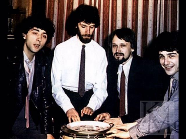 Группа «Круг» - 1983 - Маски-Маскарад (Магнитоальбом)