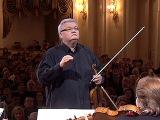 Сергей Стадлер и Симфонический оркестр Санкт-Петербурга.
