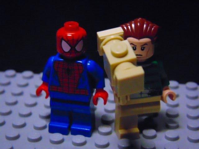 Лего Совершенный Человек Паук 1 сезон 2 серия