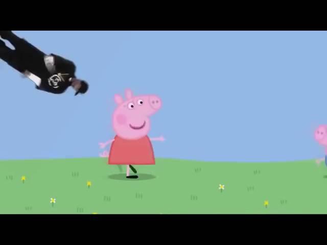 Тест на психику!!свинка пеппа