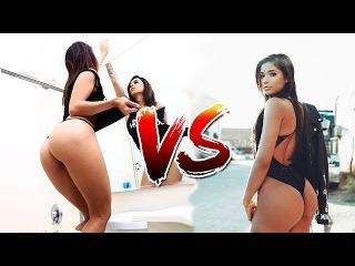 Yovanna Ventura VS Tianna Gregory