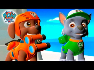 PAW Patrol: Pups Save Their Friends. Games online