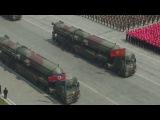 北朝鮮、新型ICBMか 軍事パレードで対米けん制