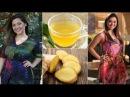 Como emagrecer com gengibre, Ginger Lemon Detox água para perda de peso rápida