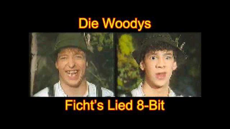 Die Woodys - Fichtl's Lied 8-Bit Remake