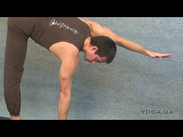 Утренний комплекс по йоге (из серии дисков «Фигуры Y23» 2009-2010 г.)