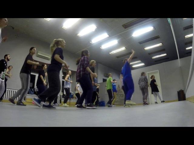 07 выпуск House Dance Он Лайн Занятие 07 01 2016