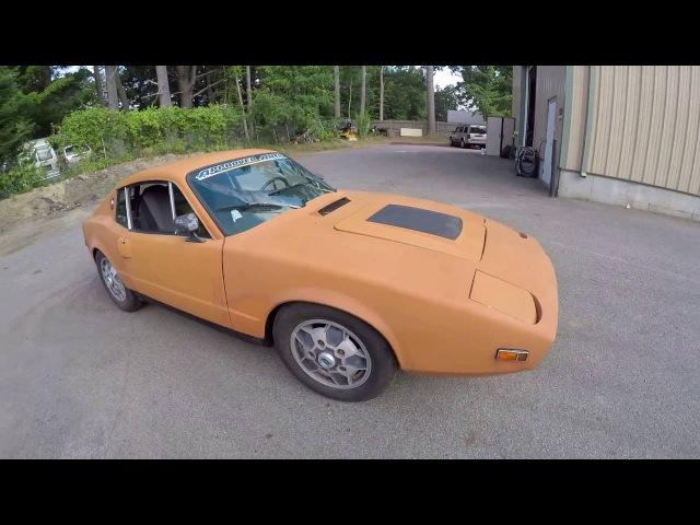 1974 Saab Sonett Broh!!