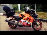 Mad Mike. Honda CBR600 F3. Дальняк 3