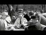 Ретро 50 е - Михаил Новохижин - Огонёк (клип)