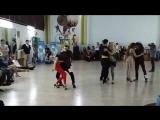 Evgeny Volkov & Anna German (Bachata DC, Kiev)/Bachata Masters/1st place