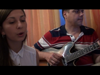 Оленька и ее талантливый папочка) Трофим - Родина