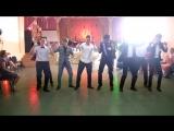 Выпускной 2015 Флэшмоб выпускников (танцы)