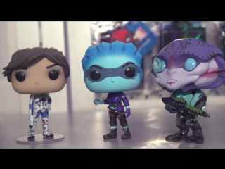 Mass Effect_ Andromeda and Overwatch are Getting Funko Pop! Vinyls and Theyre A (1)